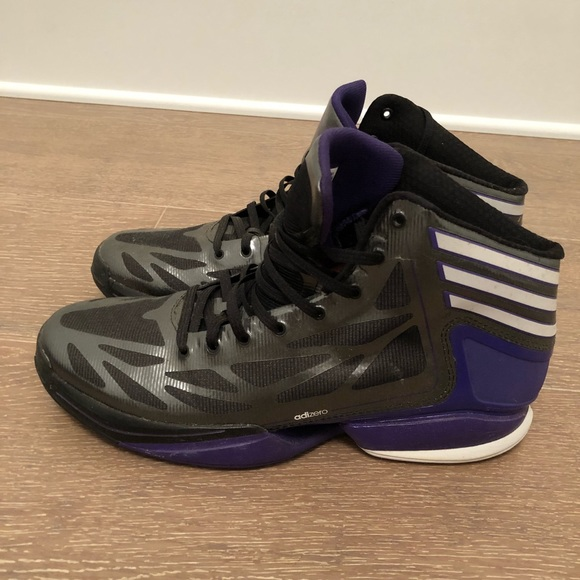 new product a6a95 387a7 Adidas Other - Adidas   Adizero Basketball Shoes